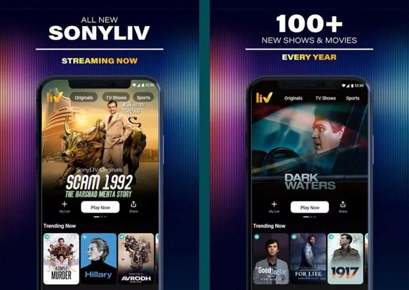 SonyLIV Premium