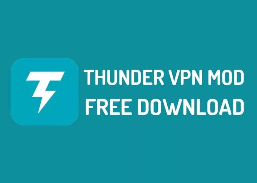 Thunder VPN Mod