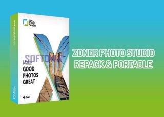 Zoner Photo Studio X Repack & Portable