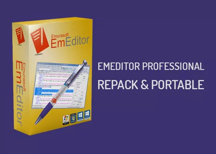 EmEditor Professional Preactivated