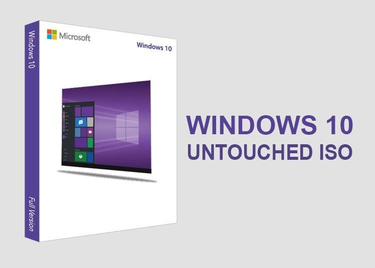 Windows 10 Update ISO Download