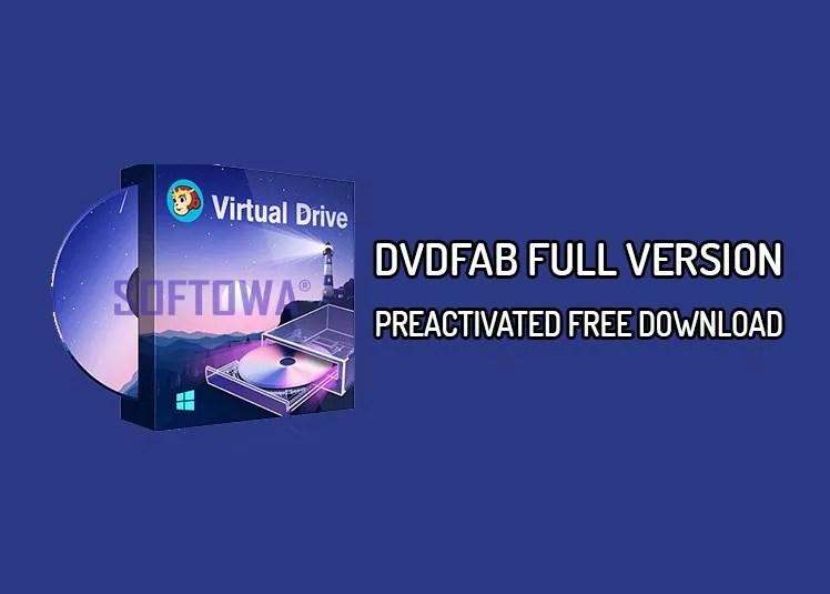 DVDFab Preactivated