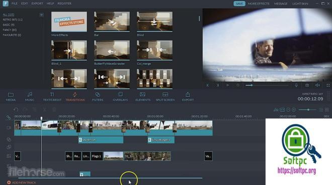 Wondershare Filmora 9.1.5 Crack With Keygen Latest Version Download