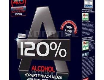 Alcohol 120% 2.0.3 Build 11012 Retail Crack + Serial Key