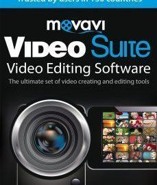 Movavi Video Suite 18.0.1.0 Crack