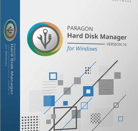 Paragon Hard Disk Manager 17 Crack