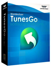 Wondershare TunesGo Crack v9.6.2 With License Key - Logo