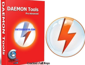 DAEMON Tools Pro Crack Full Keys