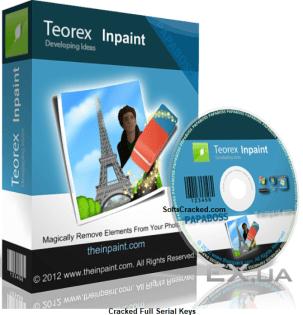 Teorex Inpaint 7 Crack Full Serial Keys Free