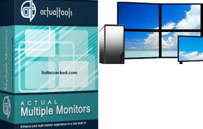 Actual Multiple Monitors Crack Full Keygen Free