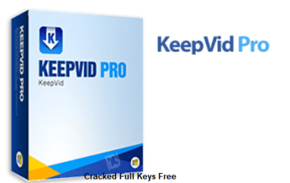 KeepVid Pro Crack Full Version Free