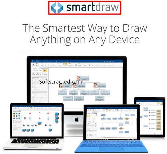 SmartDraw 2019 Crack Full Torrent + License Key Free