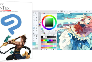 Clip Studio Paint Torrent Full Crack