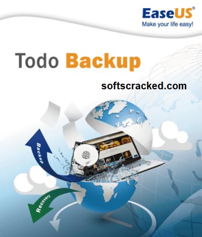 EaseUS Todo Backup Crack Free