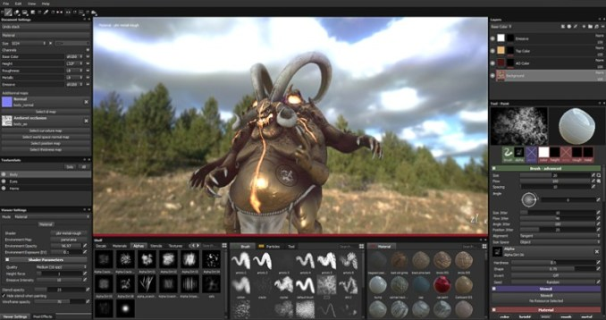 Substance Painter Crack With Activation Key Free Download