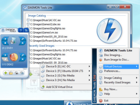 daemon tools lite serial