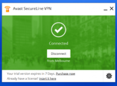 Avast Secureline VPN License Key Valid Till 2021