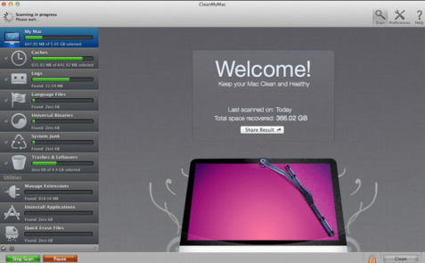 CLEANMYMAC 3.8.4 Crack Keygen + Activation Code