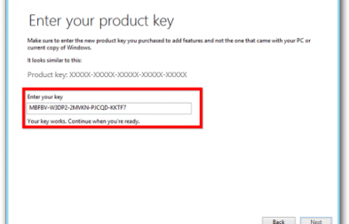 Windows 8.1 Pro Product Key