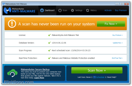 Malwarebytes Anti-Malware 3.1.2 Crack Serial Key