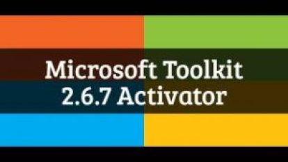 Microsoft Toolkit 2.6.7 Windows & Office Activator