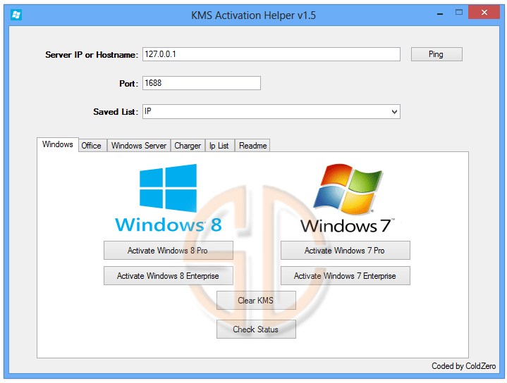 Windows KMS Activator Ultimate 2018 1_.9 GGG setup free