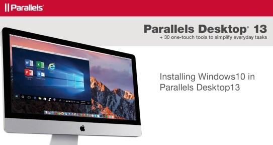Parallels Desktop 13 Crack Mac + Serial Keys