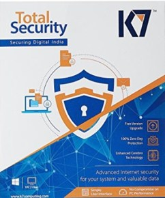 K7 Total Security Crack with Free Download and Activation Key