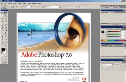Adobe Photoshop 7.0 Free Download Full Version With Key