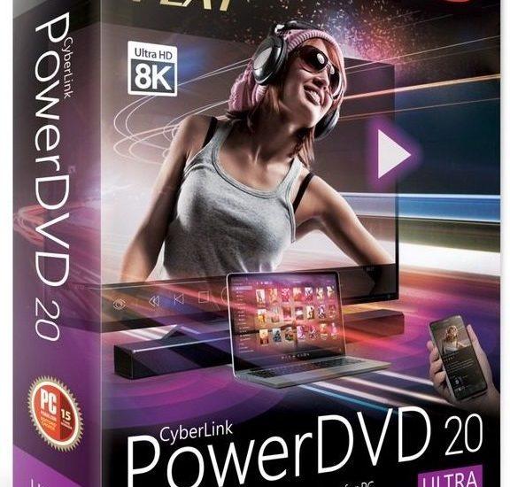 Cyberlink PowerDVD Ultra 21 Crack