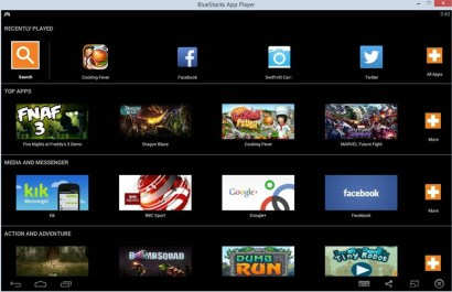 BlueStacks 4.100.1.1003 Crack With Activation Code Free Download 2019