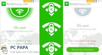 Avira Phantom VPN Pro 2.37.3.21018 Crack + Installation key Latest 2021