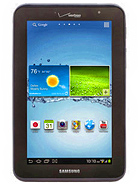 Samsung Galaxy Tab 2 7.0 I705 Price & Specifications