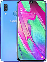 Samsung Galaxy A40 Price & Specifications