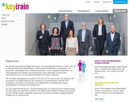 keytrain website