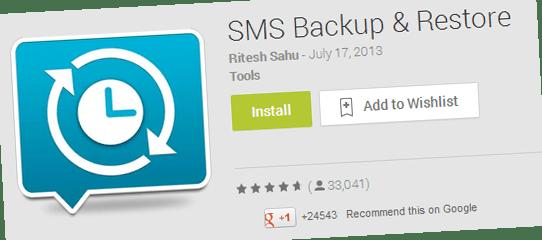Image result for sms backup restore