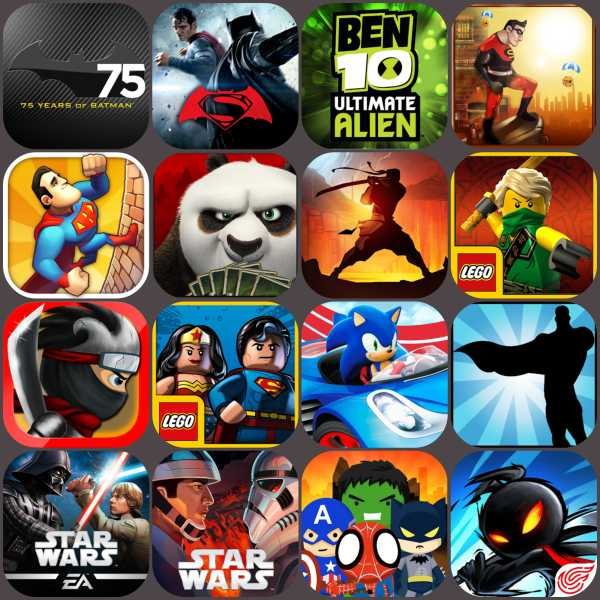 Android Games   Softstribe Top 20 Best Superhero Android Games