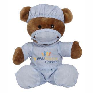 Dr Scrubs Bear