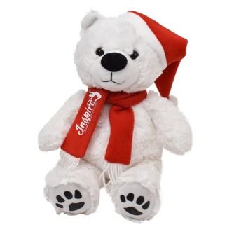 Santa Justin Bear