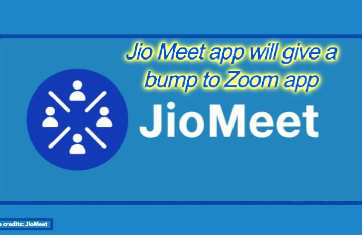 Jio Meet app