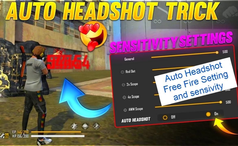 Auto Headshot Free Fire