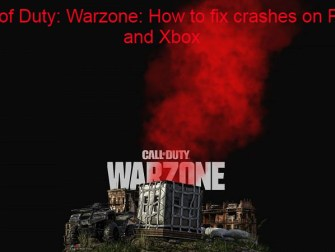 Call of Duty: Warzone: How to fix crashes