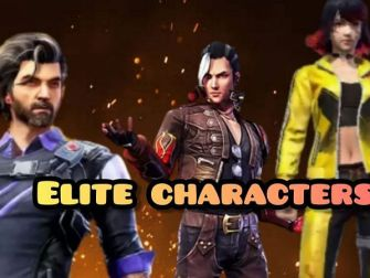 What are elite abilities in Free Fire?