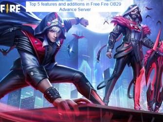ree Fire OB29 Advance Server