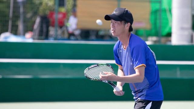増田選手の画像