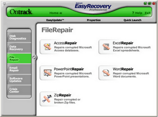 Easy Data Recovery Professional v6.12