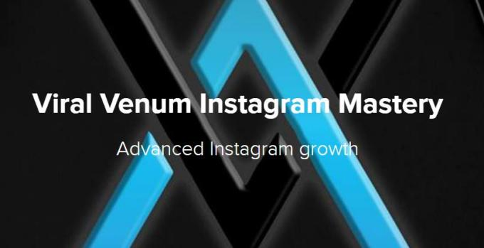 Download Viral Venum Instagram Mastery by Anthony Groeper Full Course