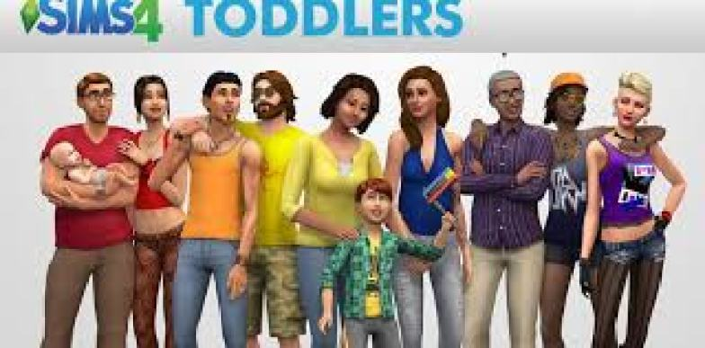 SIMS 4 Toddlers Crack by Software2crack