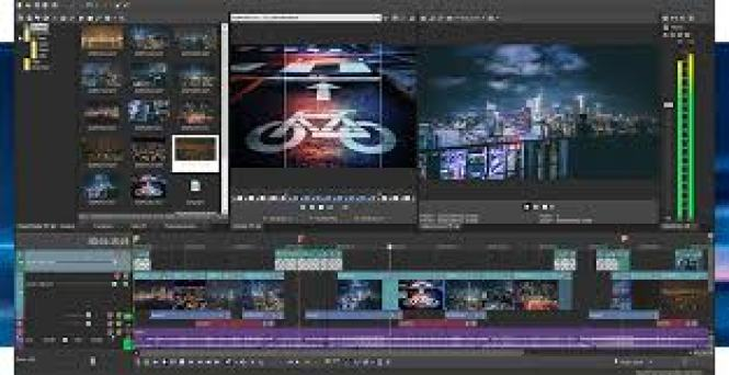 Sony Vegas Pro by Software2crack