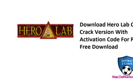Download Hero Lab Cool Crack Version With Activation Code For PC Free Download